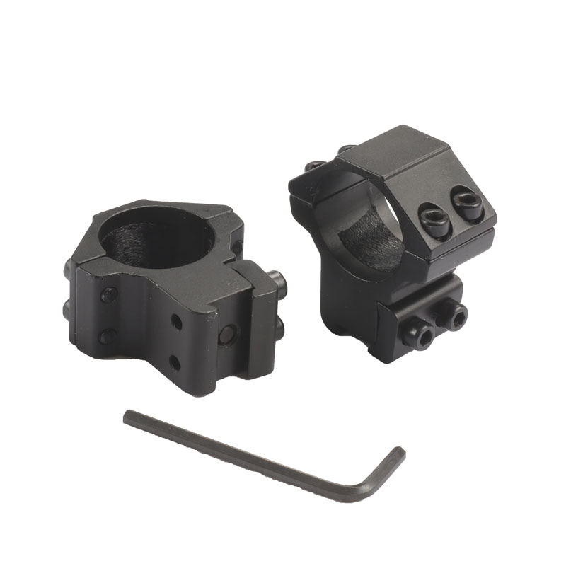 Rifle Scope Rings 25.4mm 1