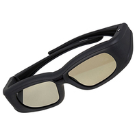SCLS Universal 3D Active Shutter Glasses Bluetooth For Sony Panasonic Sharp Toshiba Mitsubishi Samsung 3DTV
