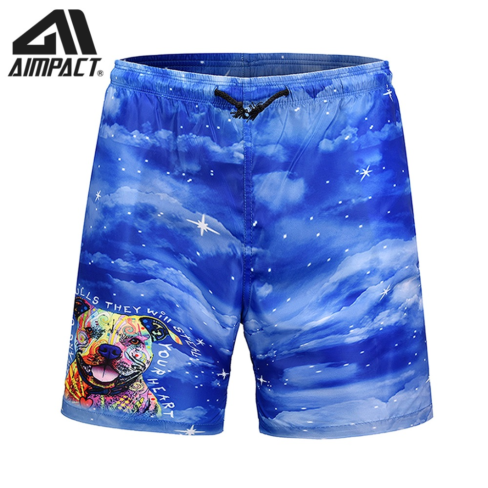 2019 New Fashion Quick Dry Swim Trunks for Men New Summer Holiday   Board     shorts   Surf Beach Trunks Male Casual Hybird   Short   AM2137