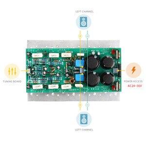 Image 3 - AIYIMA SanKen1494/3858 HIFI  Audio Amplifier Board 450W+450W Stereo AMP Mono 800W High Power Amplifier Board