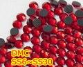 Ss6, Ss10, Ss16, Ss20, Ss30 сиам высокое качество DMC железа на стекло стразы / исправление кристалл стразы