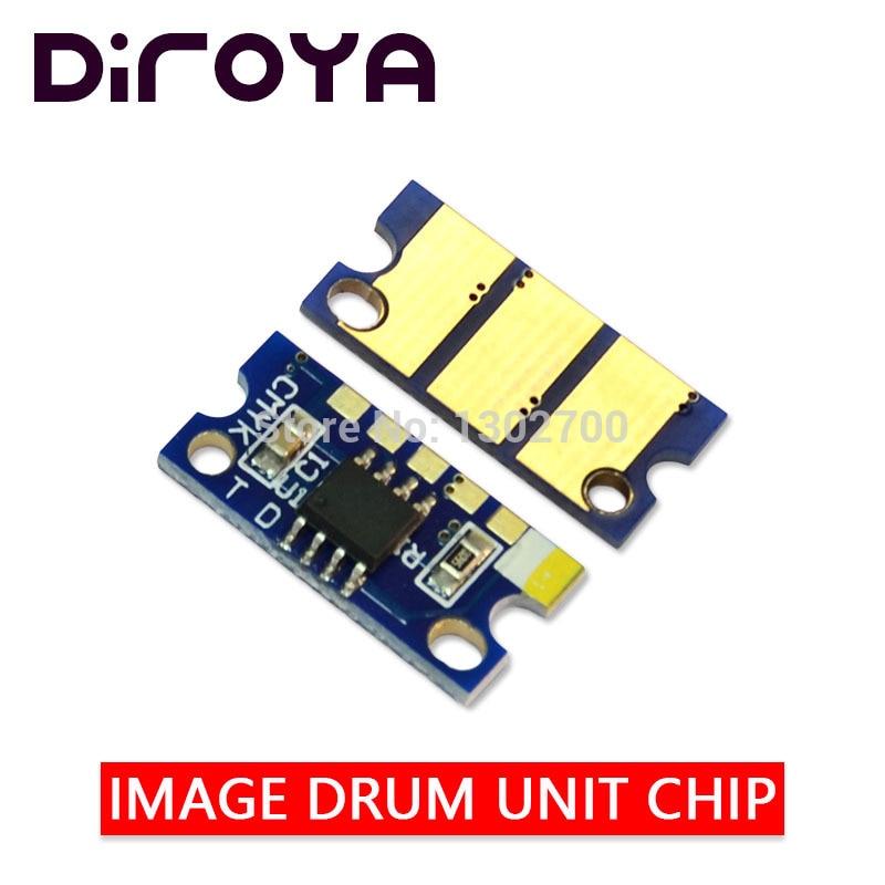 IU212 IU313 IU-212 IU-313 Image Drum Unit Chip For Konica Minolta Bizhub C200 C203 C253 C353 Develop ineo+ 200 cartridge reset стоимость