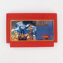 알라딘 60 핀 게임 카드 8 비트 수호자 게임 플레이어