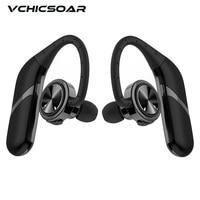 Vchicsoar X1 TWS Twins True Wireless Earphones Bluetooth Headphones IPX6 Waterproof Stereo Earbuds Headset With Bluetooth