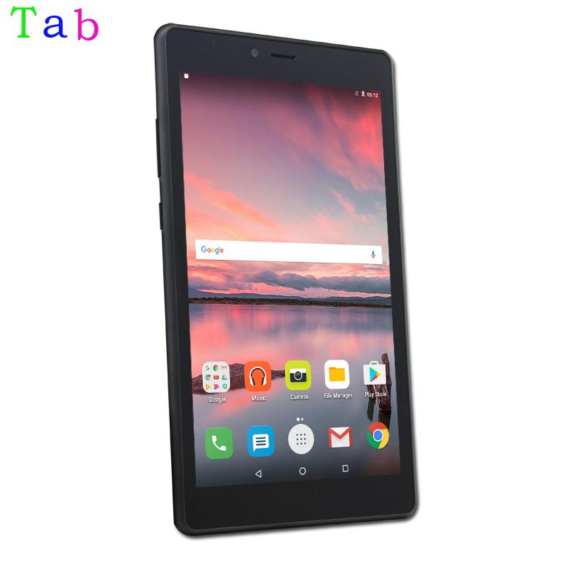 Prix pour 7 Pouce Android6.0 Quad Core 8 MP caméra IPS LCD Marshmall tablet pc wifi Comprimés Pc Avantage et utilitaire ordinateur Pc d'occasion