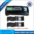 De alta qualidade para epson mimaki mutoh roland dx4 cabeça de impressão solvente eco + dois adaptador capa grátis para dx4 cabeçote