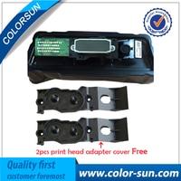 For Epson Mutoh Mimaki Roland DX4 Eco Solvent Print Head Two Adaptor Bonus On High Quality