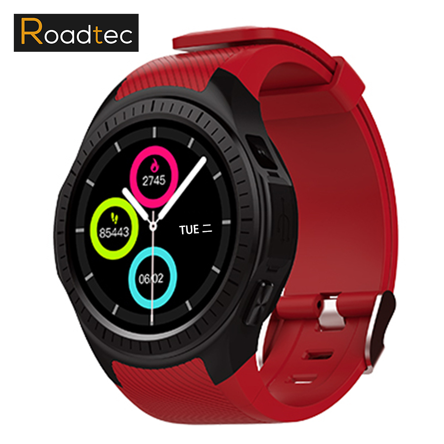 ROADTEC Smart watch GPS Bluetooth android watch sport smartwatch Heart Rate Pedometer MTK2503 Sleep Monitor Sport Smart Watch i3 android 5 1 smart watch for android phone sync sms pedometer heart rate monitor wifi gps smartwatch silicone sport wristband