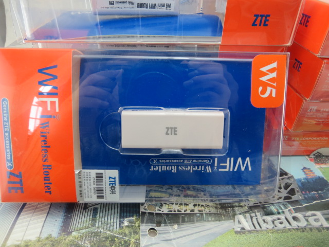 ZTE W5 Mini Wireless Router Unlocked Original Mini Wireless Router 150M Max 4G LTE