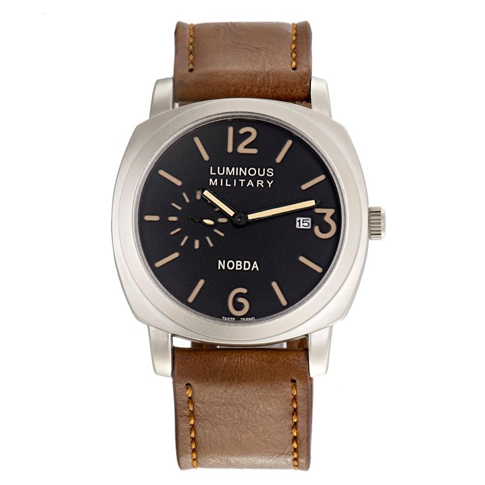 PAN Luminous Military 1950 Style watch 1