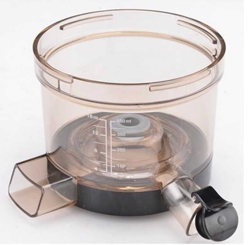 Hurom juicers lentos peças Xícara de Precursores para Peças de reposição liquidificador sapcentrifuge HU-600WN