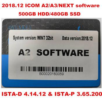 ICOM A2 + b + c ICOM następny oprogramowanie ICOM A3 w 500GB HDD 480GB SSD natywne oprogramowanie dla BMW ICOM ISTA-D 4 14 12 i ISTA-P 3 65 200 tanie i dobre opinie 10inch 0 2kg Złącza i kable diagnostyczne do auta Plastic and metal ICOM A2 ICOM A3 ICOM NEXT Software ISTA-D 4 14 12 ISTA-P 3 65 200