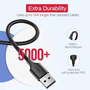 Ugreen кабель micro usb 3 m 2 m 1 m 5v2a зарядное устройство usb кабель для передачи данных для samsung htc huawei мобильный телефон кабели для android телефоны