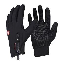Обновления Сенсорный экран Конный Перчатки для мотоциклистов Для мужчин Для женщин ребенок лошадь Ездовые перчатки Размеры S/M/L/XL/XXL