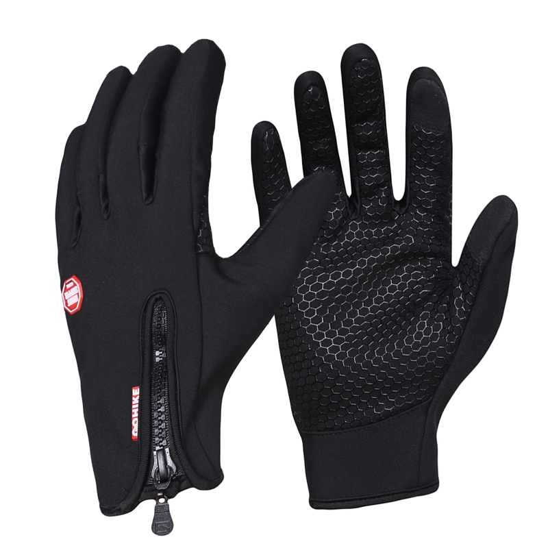 Upgrade Touch Screen Equestrian Rider Gloves Men Women Child Horse Riding Gloves Size S/M/L/XL/XXL Black And Rose