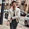 SIMWOOD Denim Jackets Men 2017 Autumn New 100 Cotton Slim Fit Men S Jean Jacket Outdoor