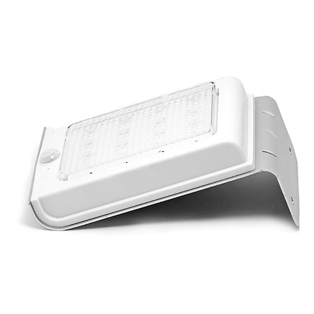 Image 4 - LED Solar Power Sensor Lamp Sound/motion Detect Garden Security Light Outdoor Waterproof White Garden Solar Light IP66security light outdoorsolar lightgarden solar light -