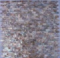 Miễn phí Vận Chuyển! nhà bếp backsplash, phòng tắm gạch mosaic, mẹ của gạch ngọc trai hoa văn gạch shell gạch