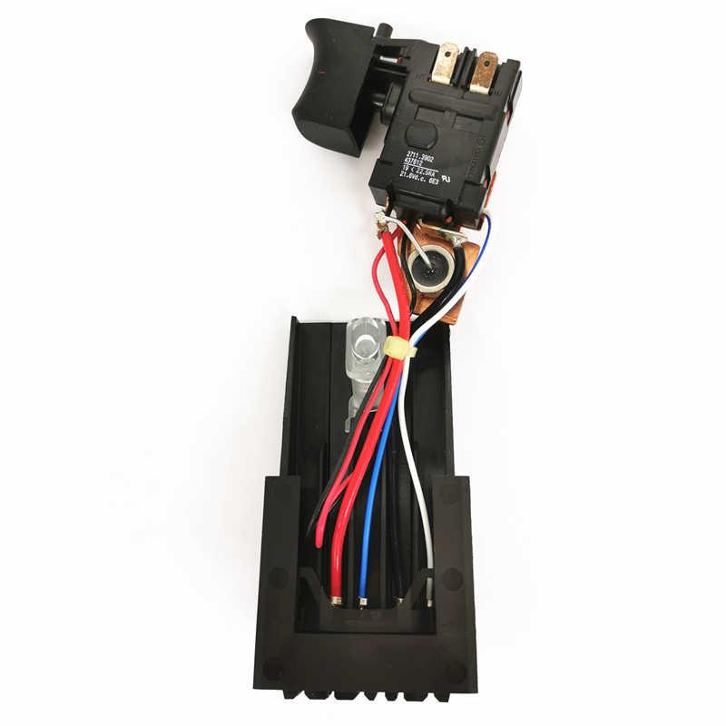 Interruptor para Hilti SFC 22A SFC22A SFC-22A, accesorios de herramientas eléctricas, pieza de herramientas eléctricas