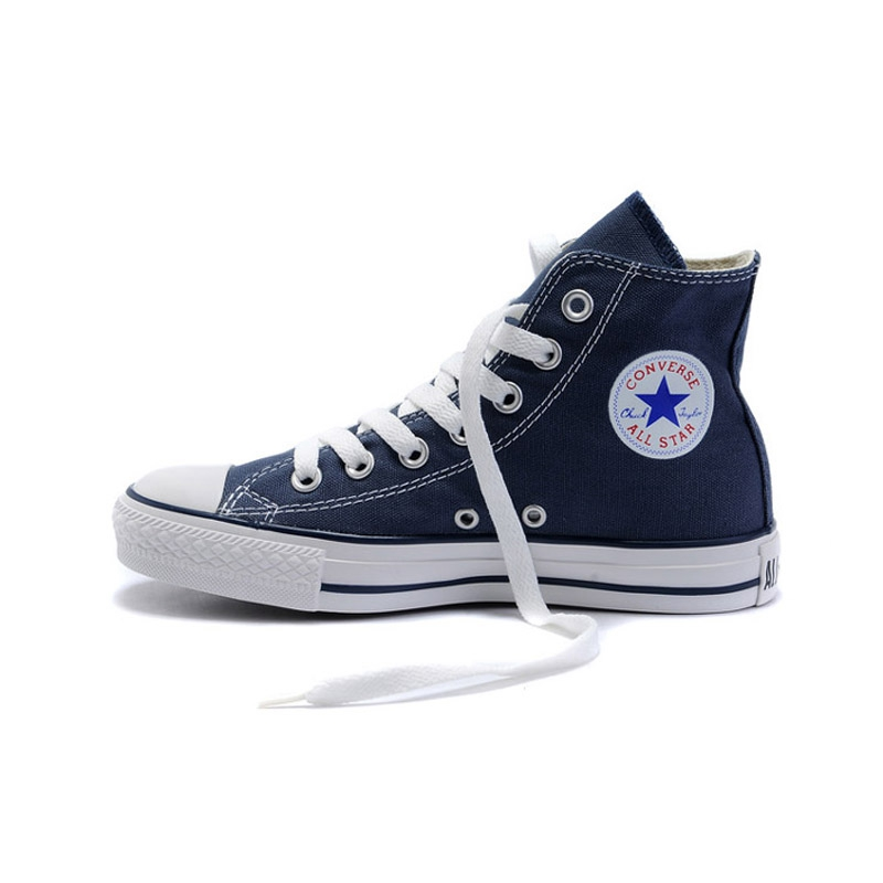 converse shoes high tops black. aliexpress.com : buy original converse classic unisex canvas skateboarding shoes high top sneaksers from reliable earth suppliers on best sports tops black