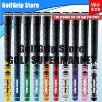 Classic style Multi Compound Cord Standard Golf Grip MIDSIZE 13 pcs/lot Multicolors Avaliable