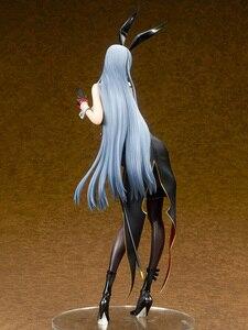Image 4 - Ques Q Valkyria Chronicles Selvaria Bles Bunny Ver. PVC Action Figure Anime Sexy Girl Figure Giocattoli di Modello di Raccolta Regalo Bambola