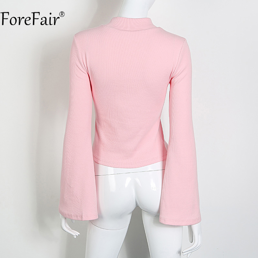 ForeFair Brief Solid Turtleneck Slim Sweaters Women Pullover ...