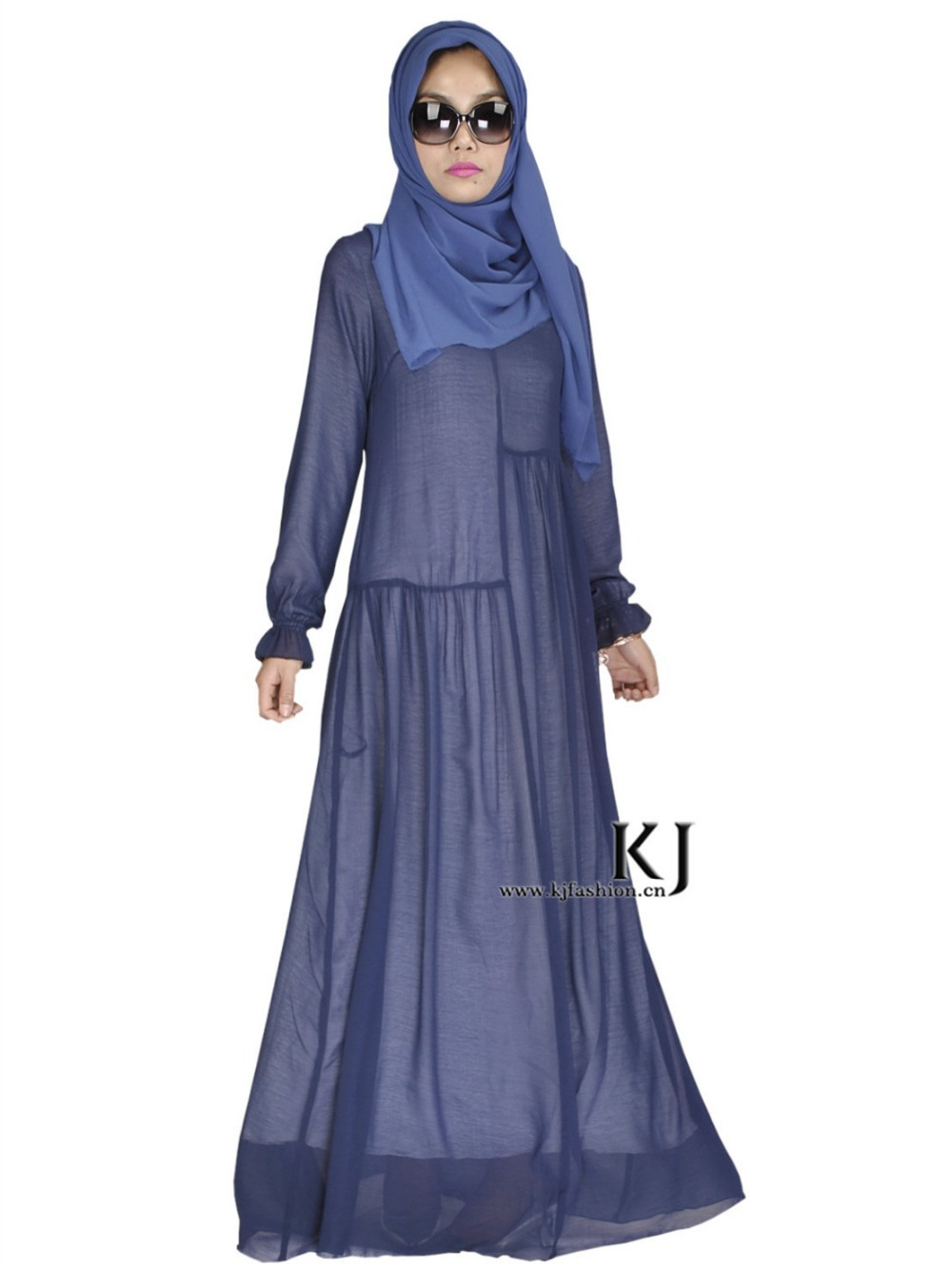 New 2016 Fashion Muslim Abaya Dubai Islamic Clothing For Women Muslim