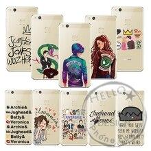 American TV Riverdale Jughead Jones style Soft silicone Case For Huawei P8 P9 P10 P20L P20Plus transparent Phone Cover