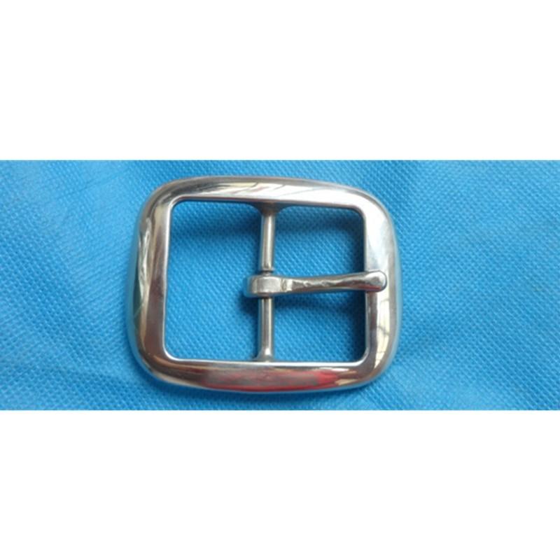Stainless Steel Man Belt Buckle, Pin Buckle,  Metal Buckle  Inner Width 40mm W035