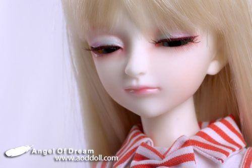 [wamami] AOD 1/6 BJD Dollfie Set Girl FREE EYES/FACE UP/Wan Wan [wamami] aod 1 3 bjd dollfie girl set free face up eyes fan