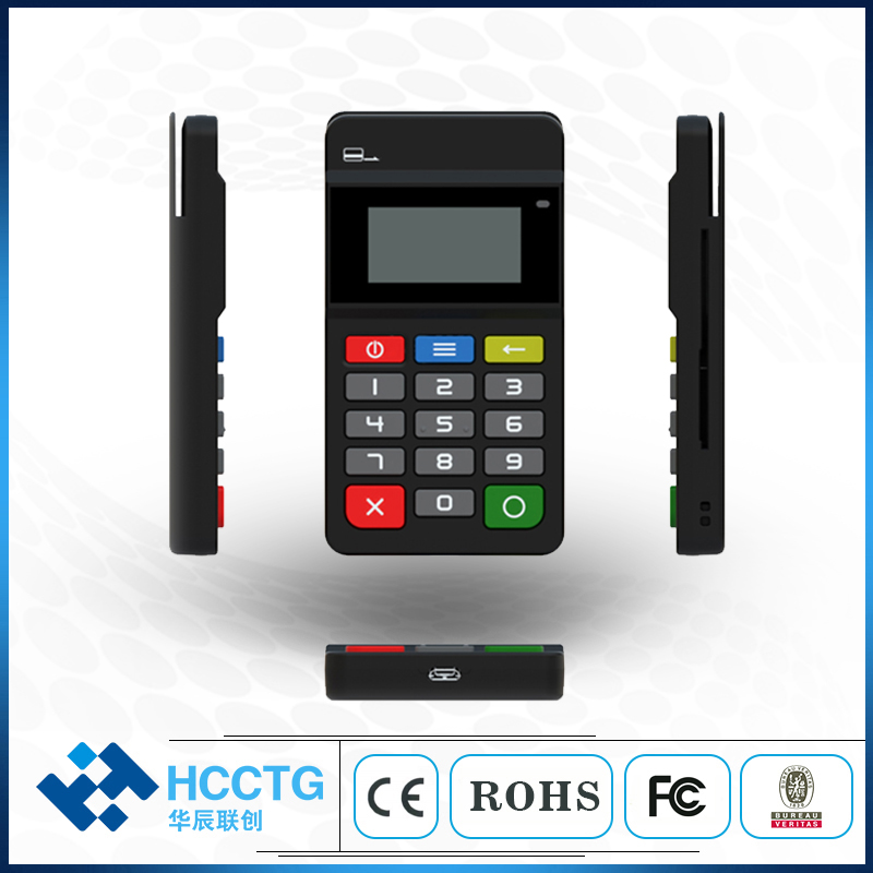 Machine-HTY711 de paiement de facture de Terminal Mobile intelligent - 5