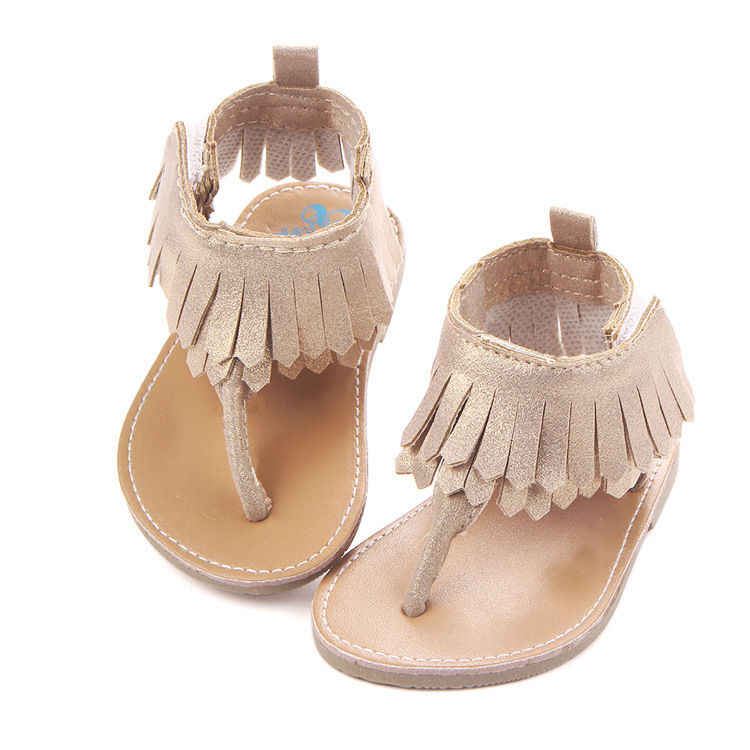 fad45a04132 ... Infant Baby Girls Summer Crib Walking Sandals Infant New Soft Shoes  0-18 Months