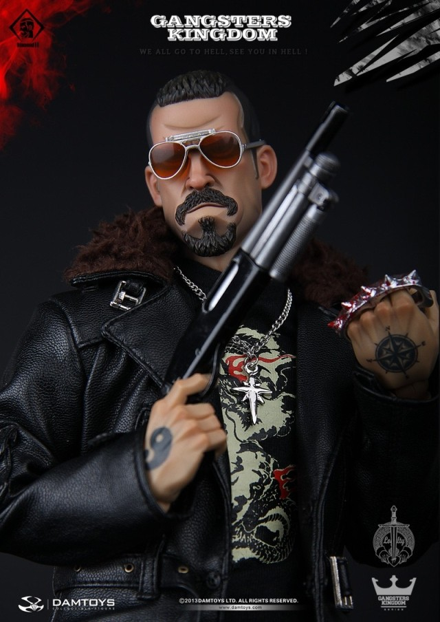 GK005 1/6 Gangsters Kingdom-Diamond 2 Collectible Action Figure Full Set Toys Gifts 1
