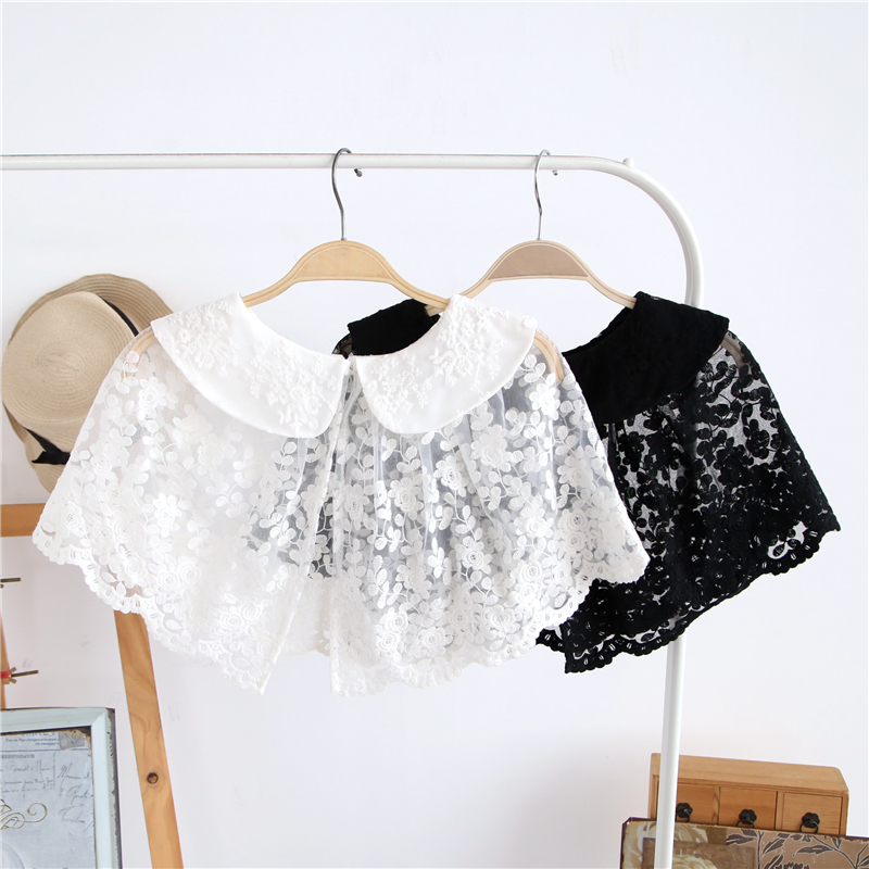 Women Blouses Beach Lace Floral Summer Cardigan Sunscreen Tops Sexy Hollow Out Blusas Mujer De Moda 2019 in Blouses amp Shirts from Women 39 s Clothing