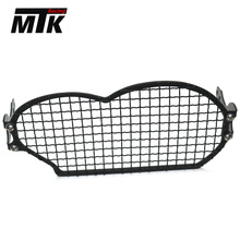 MTKRACING Motorcycle accessories For BMW R1200GS R 1200 GS 2004-2012 Grille Headlight Protector Guard Lense Cover