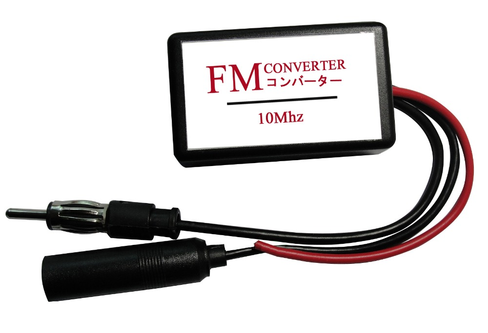 10MHz AM FM Band EXpander Frequency Converter Universal