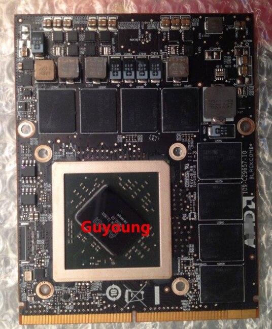 HD 6970 M HD6970 hd6970m 2 GB 2G Placa De Vídeo VGA para Apple iMac 27
