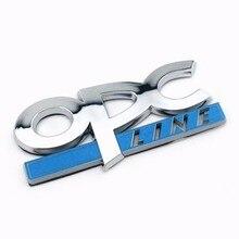 3D Metallo OPC Sticker Distintivo Dellemblema Della Decalcomania per OPEL Mokka Corsa Meriva Zafira Astra J H G Vectra Antara Insignia