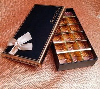 6 uds. Hersheys Ferrero Rocher 18 rejillas de rejilla para cajas de embalaje de Cajas de Regalo para bodas o fiestas estuche de chocolate