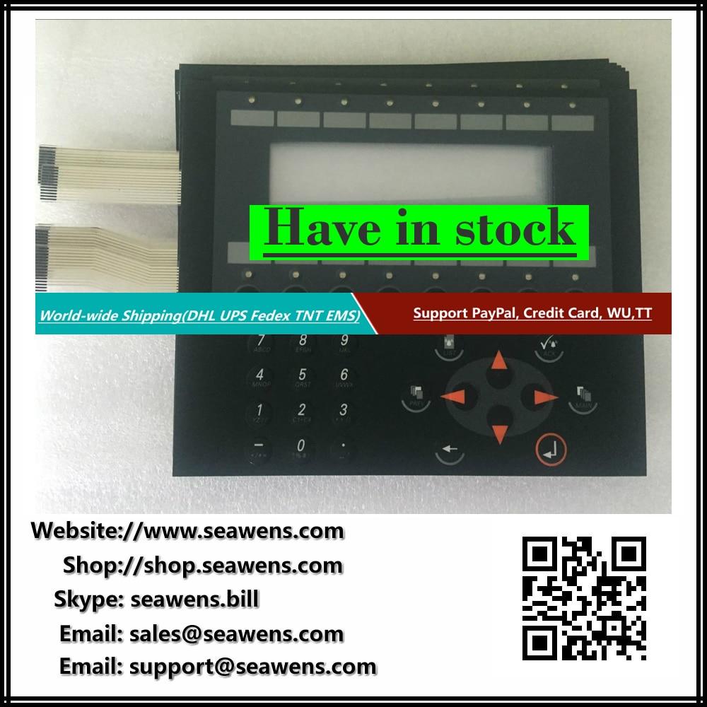 New Membrane Keypad For Beijer E300 Repair NEW 100%,Fast Shipping