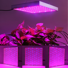 20W/30W/120W LED Plant Grow Panel Light Hydroponics Lamps AC85-265V SMD3528 Red+Blue+Orange For Flowering Plant Indoor Grow Box