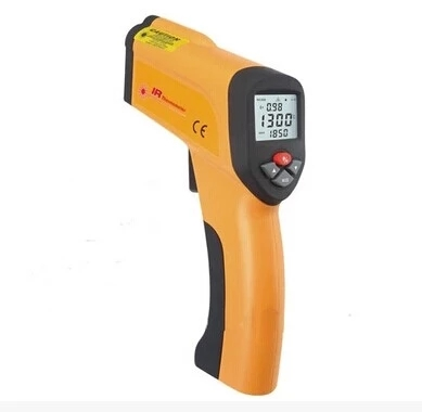 Fast arrival XINTEST HT6899 No-contact Infrared Thermometer With Range -50~2200C HT-6899 цены