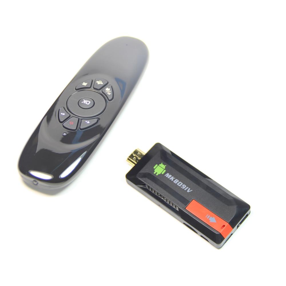 MK809IV Mini PC Android 5 1 RK3229 Quad Core 2GB 16GB Built in Bluetooth TV dongle