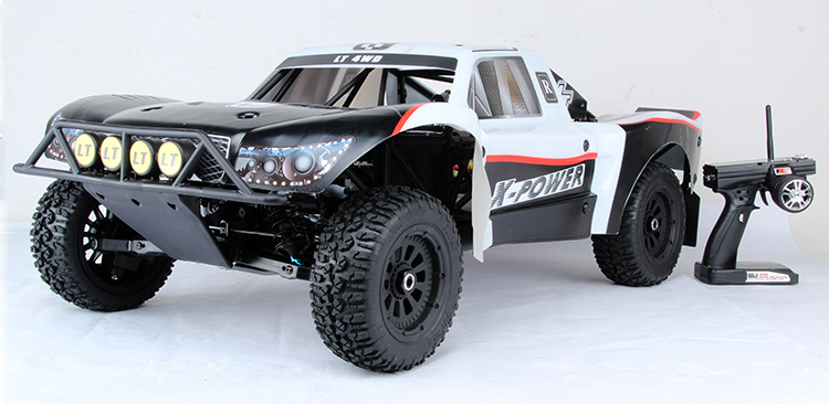 Free Shipping!!! Rovan LT 27.5CC Engine Four wheel drive (4WD) 5T 5IVE-T
