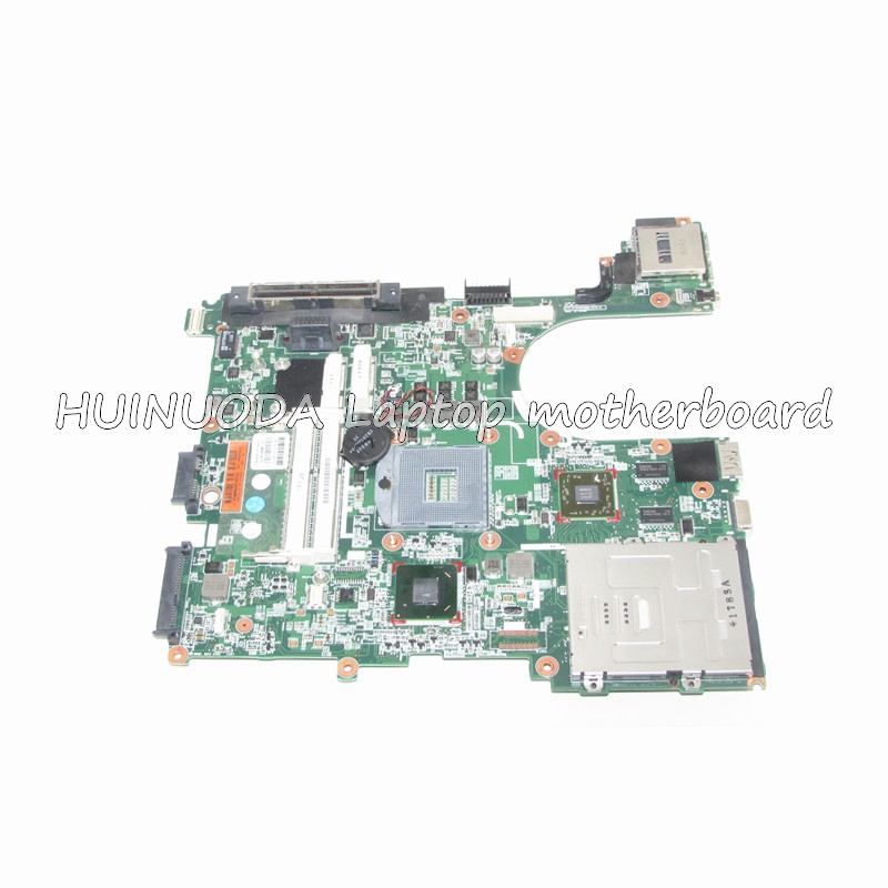 NOKOTION works 646967-001 laptop motherboard for HP EliteBook 8560P 6560B HD 6470M Mainboard full test nokotion original laptop motherboard abl51 la c781p 813966 501 for hp 15 af mainboard full test works