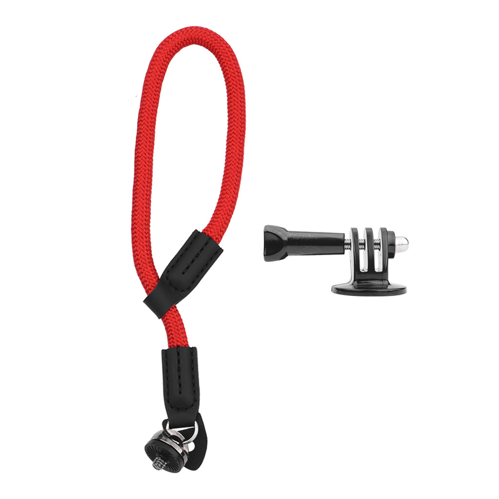 Image 4 - Portable Suitable Charging Safety Wrist Strap Hand Strap Lanyard Belt Grip Sling  For DJI OSMO ACTION convenient and practical-in Parts & Accessories from Toys & Hobbies