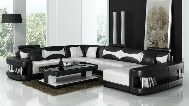 Buy Modern Sofa Set Living Room Furniture From Reliable Room