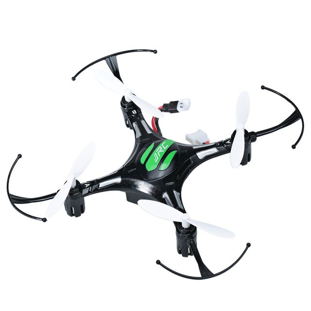 Mini Gift JJRC H8 Mini Headless Mode 6 Axis Gyro 2.4GHz 4CH RC Quadcopter with 360 Degree Rollover Function Mini Drone Toys