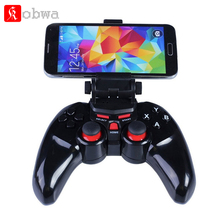 TI-465 Multifunction Remote Wireless Bluetooth Gamepad Cell Phone Game Controller Joystick Gaming Handle for Android IOS TV Box